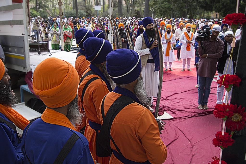 Il Vaisakhi dei Sikh
